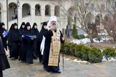 Митрополит Кирилл открыто обратился к схиигумену Сергию