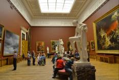 Россияне стали в два раза чаще ходить в музеи