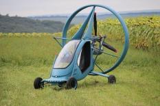В России создали летающий автомобиль