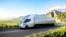 Илон Маск представил грузовик будущего