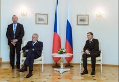 Евгений Куйвашев предложил президенту Чехии поддержать заявку Екатеринбурга на ЭКСПО-2025