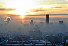 Свердловскую область на три дня накроет смог