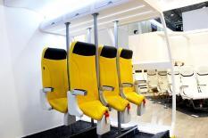 В самолетах появятся стоячие места для пассажиров