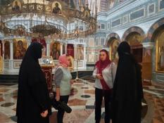 В Екатеринбурге Первый канал снимает фильм о царских подданных