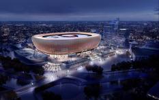 УГМК показала обновленный эскиз ледовой арены