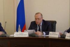 Замгубернатора Ростовской области был задержан в рамках уголовного дела