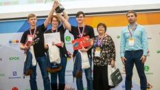Школьники из Екатеринбурга стали чемпионами Всероссийской олимпиады по программированию