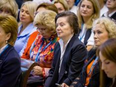 Наталья Комарова примет участие в заседании «Женской двадцатки»