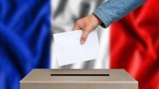 Ле Пен и Макрон прошли в финал президентской гонки
