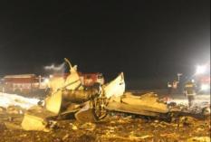 В СК назвали причину крушения Boeing-737 в Казани в 2013 году
