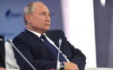 Путин: Молодые люди с неустойчивой психикой создают для себя лжегероев