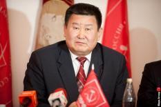 Мархаев не будет бороться за кресло главы Бурятии