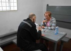 Свердловский омбудсмен убедила литовского киллера прекратить голодовку