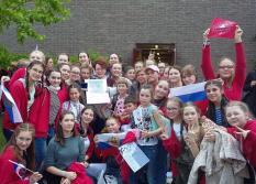 Детский хор екатеринбургского театра оперы и балета завоевал награды европейского конкурса