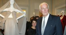 Скончался легендарный модельер Юбер де Живанши