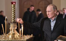 Путин провел параллели между христианством и коммунистической идеологией