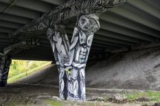Художники взяли «Карт-бланш» и разрисуют Екатеринбург «нелегально»