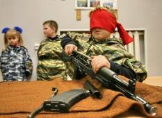 Начальная военная подготовка в школе