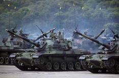 Уральский танковый батальон
