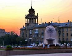 Магнитогорск самый благоустроенный город