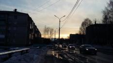 На Среднем Урале весна начинает вступать в свои права