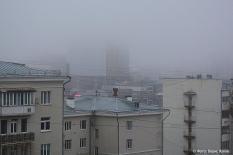 Смог задержится на Среднем Урале до конца недели