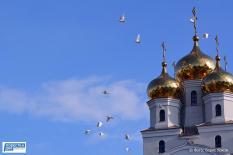 Журналистам рассказали о реставрации монастырского комплекса в Екатеринбурге