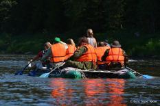 В реке Ивдель утонула женщина