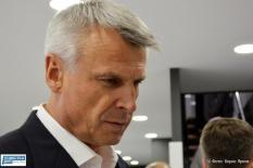 Мэр Тагила Сергей Носов подал документы для выдвижения на второй срок