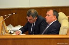 Тунгусов и Орлов вновь стали первыми вице-губернаторами