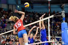Волейболистки сборной России остались без наград чемпионата Европы