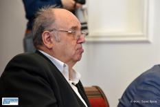 Председатель областной Общественной палаты, почетный гражданин Свердловской области Станислав Набойченко