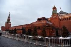 Большая часть россиян выступила за захоронение Ленина