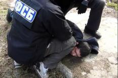 Опубликовано видео задержания организатора взрыва в метро Петербурга (видео)