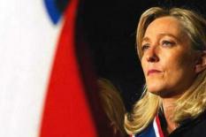 МВД Франции: Марин Ле Пен лидирует в первом туре выборов президента страны