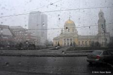 В Свердловскую область снова идет ураган