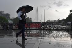 На Урале продолжает действовать штормовое предупреждение