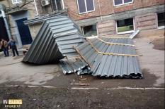 Ущерб от урагана в Свердловской области составил не менее 100 млн. рублей