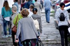 Население России сократилось на 77 тыс. человек с начала года