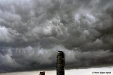 Уральцев ждет теплая, но дождливая погода