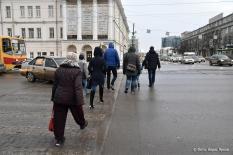В России ужесточат наказание за непропуск пешеходов