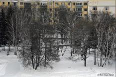 На Средний Урал идут снег и метели