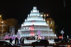 «Ледяная архитектура» Екатеринбурга (фото)
