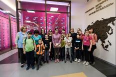 Дети с ограниченными возможностями побывали в музеях оружия и военной техники (фото)