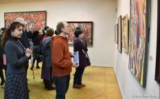 В Екатеринбурге открыли выставку «забытого» уральского художника (фото)