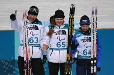 Первое золото и серебро России на Паралимпиаде-2018
