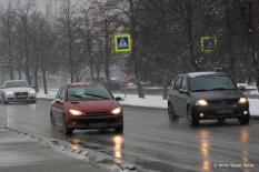 В России предложили сократить период использования шипованной резины