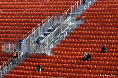 Пустые места на матче Египет-Уругвай: ФИФА признала свою вину