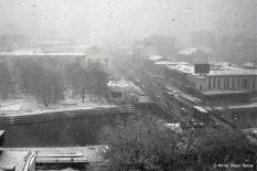 На выходных уральцев ждет мокрый снег и гололед