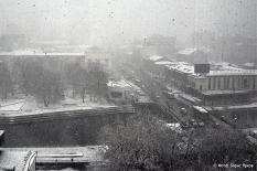 В Свердловской области объявлено штормовое предупреждение из-за сильного снегопада